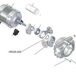 Rondelle VR025-005