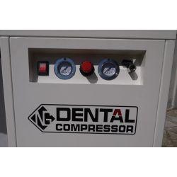 compresseur dentaire silencieux 2 CV