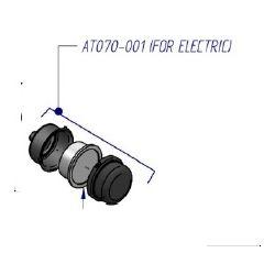 Filtre à air pour compresseur moteur électrique