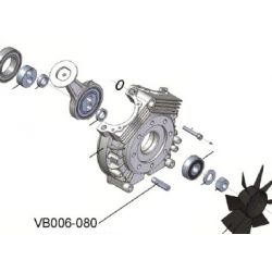 Boulon VB006-080