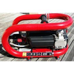 Plonger avec l'Esprit 220 Nardi compresseur & Narguilé de plongée