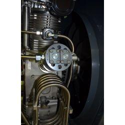 Moteur de compresseur haute pression
