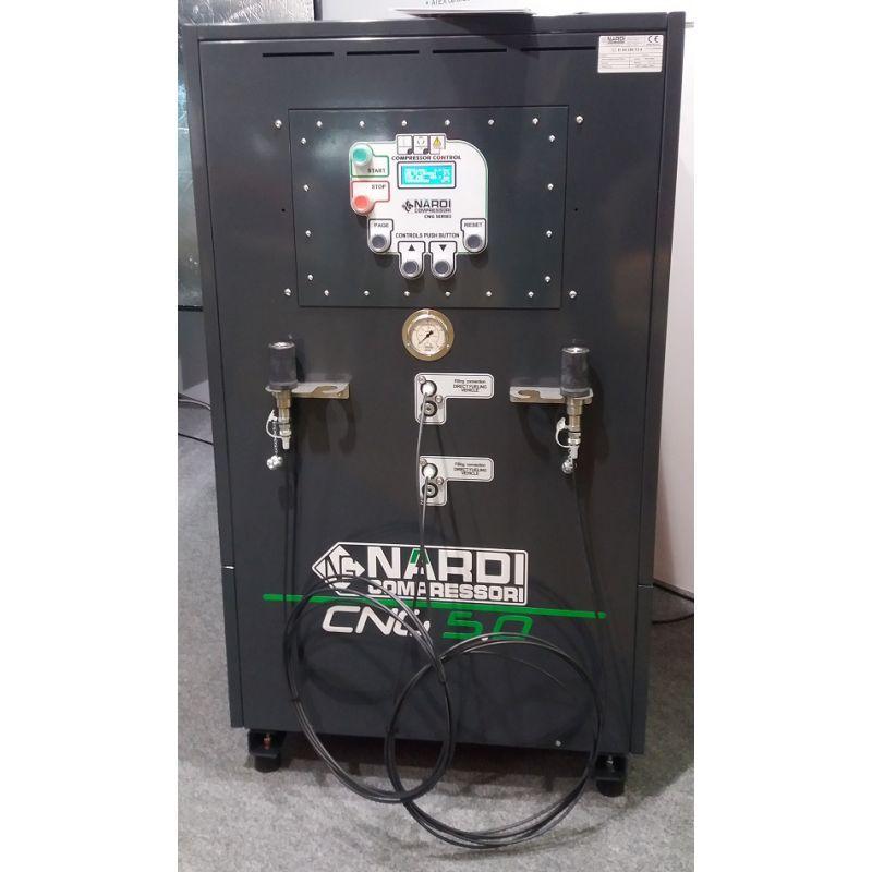 Compresseur de gaz CNG-5 18 m3/h