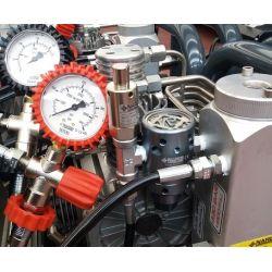 Option 2 pression de sortie pour compresseur Pacific