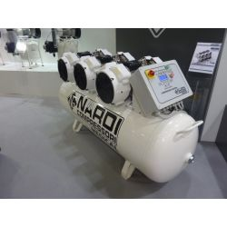 Compresseur dentaire Nardi compressori Extrême MP 500/9