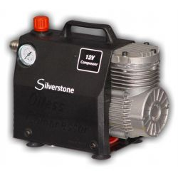 Compresseur Silverstone 12/24 v