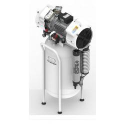 Compresseur dentaire 2D 50 litres 2,5 CV