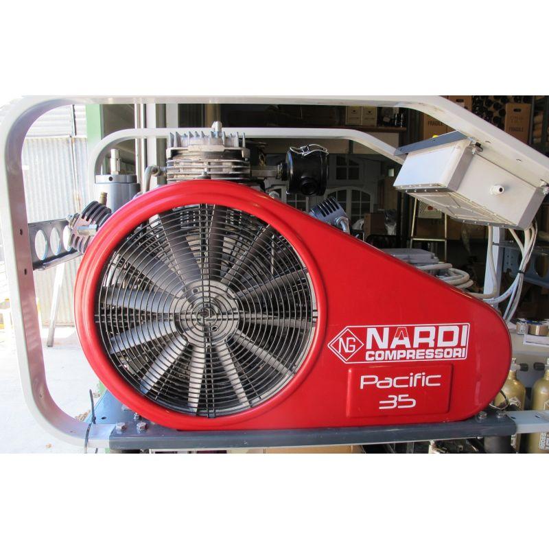 Compresseur Pacific 20 m3 électrique occasion