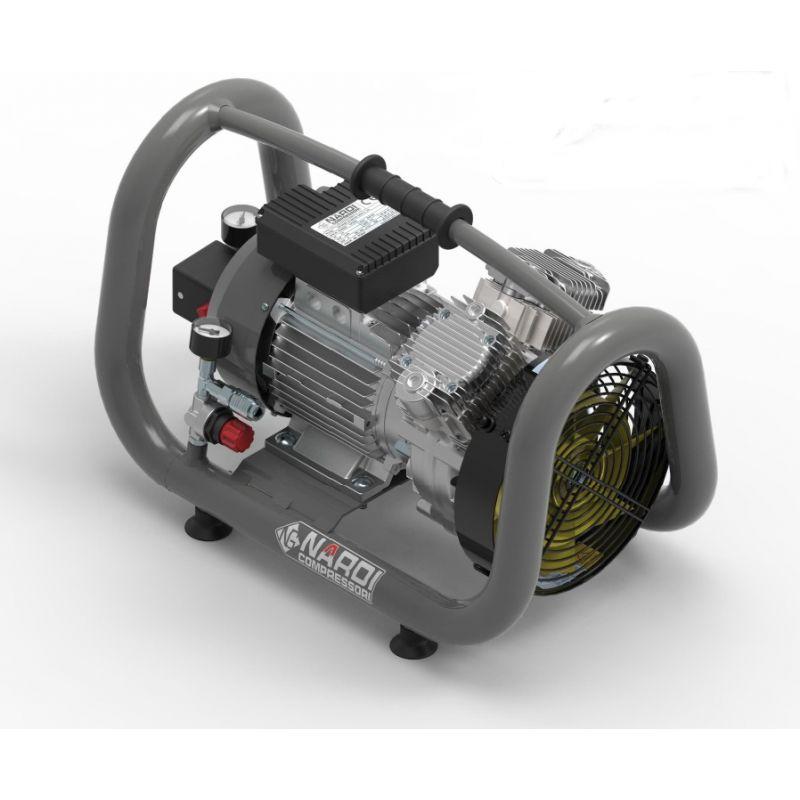 Compresseur Extrême 3T2 350l/mn 1400, cuve de 5 L