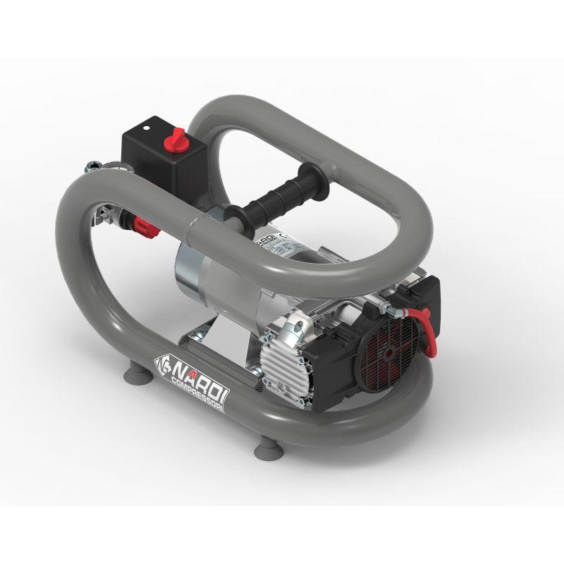 Compresseur Esprit 3T 24 Volts 225l/mn, cuve de 3 L