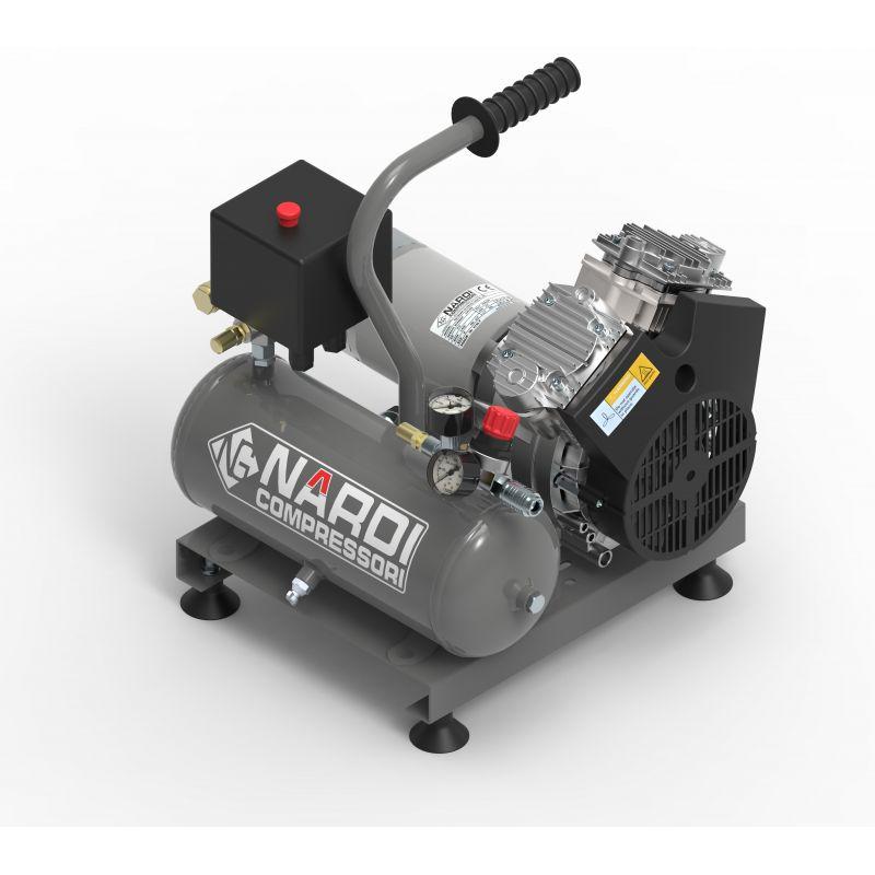 Compresseur Extrême 3 12 volts 260l/mn, cuve de 7 L