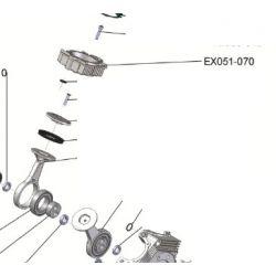 Cylindre Extrême 70 course courte