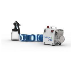 Compresseur pour désinfection Sany + Air