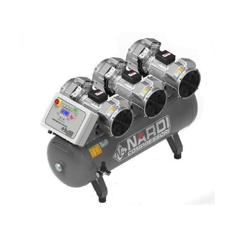 Compresseur Multipower 3 CV 270 L