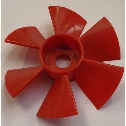Ventilateur rouge pour compresseur Esprit