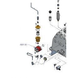 Pompe à huile de Pacific