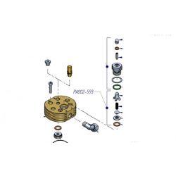 Clapet complet PA002-593