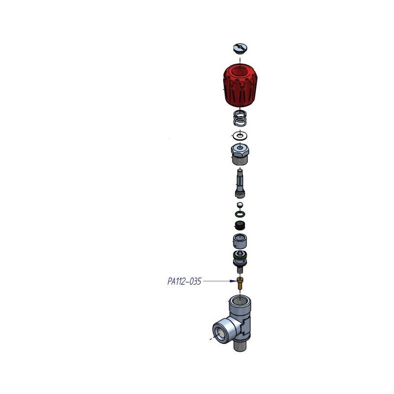 Filtre de compresseur ref: PA112-035