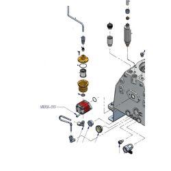Pièce détaché compresseur: boulon référence VB006-013