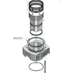 Joint torique OR120-005