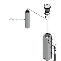 cartouche filtrante compresseur électrique Atlantic