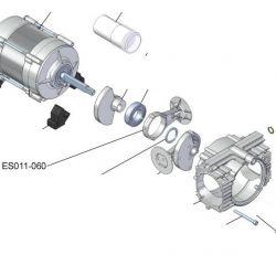 Bielle 60 mm ES011-060