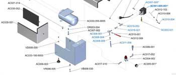 Téléchargement documents relatif compresseur basse pression Esprit Nardi