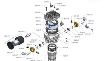 Téléchargement documents relatif compresseur haute pression Pacific Nardi