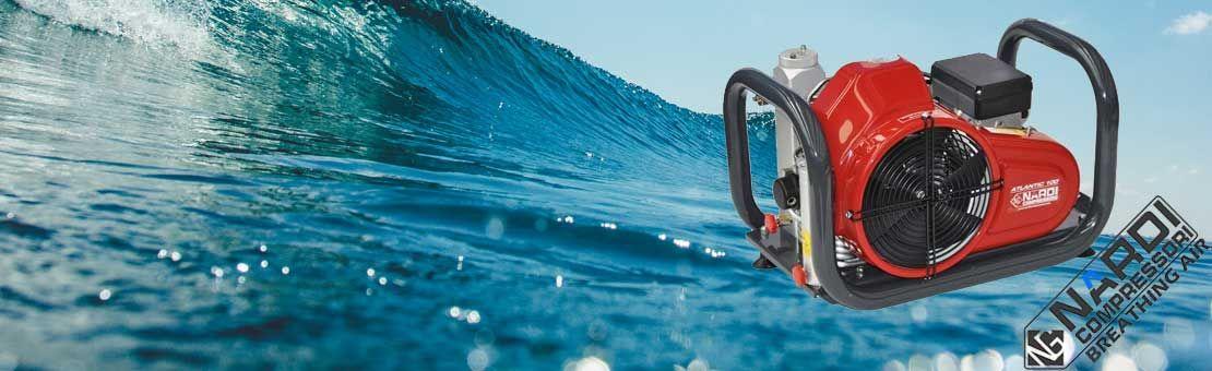 Nardi Compressori France une gamme complète pour la plongée sous marine